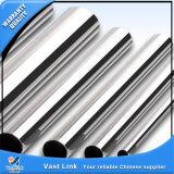 (304&304L& 316& 316L) tubo saldato dell'acciaio inossidabile per la decorazione