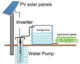 Bomba de água solares motor DC fabricados na China