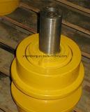 Rouleau supérieur de rouleau de dessus de rouleau de transporteur de Hyundai pour des pièces de train d'atterrissage de bouteur d'excavatrice de machines de construction