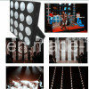 4X4 16PC 10W RGB Stage Background LED Wash Pixel Matrix Blinder