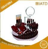 Stand acrylique de renivellement d'étalages de détail de lévitation magnétique
