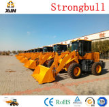 Strongbull ZL930 ZL20 2.0 toneladas de carga Cargador de ruedas con Ce EPA ROPS y FOPS