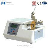 Dtq-5 de Scherpe Machine met lage snelheid van de Precisie voor de Snijder van de Steekproef van het Metaal van het Laboratorium