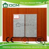 Доска цемента волокна строительного материала панели Siding роскошная