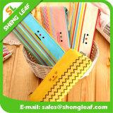 Bolso cosmético de la pluma de la escuela de las señoras de la nueva manera (SLF-PB003)