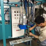 Tipo de Transportador de baixa pressão PU máquina para fazer da Sapata