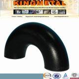"""ASTM fabricantes do cotovelo do encaixe de tubulação do aço carbono de A420 Wpl6 6 do """""""