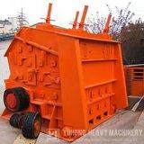 Equipo profesional de la construcción de carreteras de Henan, trituradora de impacto