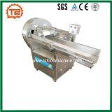 中国販売のための自動緑の野菜ベルトの打抜き機