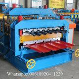 De dubbele Machines van het Dakwerk van het Metaal van de Laag voor Verkoop