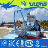 De malezas acuáticas de la cosechadora/basura barco de rescate/la superficie del agua de limpieza automática buque