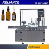 60ml gotero Automática de Botellas de vidrio Máquina de Llenado y Tapado