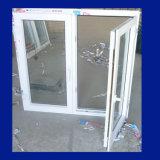 De tipo económico UPVC Casement Windows