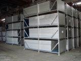 Profil en aluminium d'extrusion pour montrer le matériel