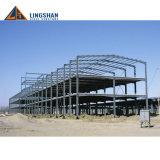 Гальванизированная стальная структура полинянная/пакгауз/здание