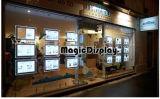 Super Slim Crystal освещения в салоне в окне дисплея на потолке