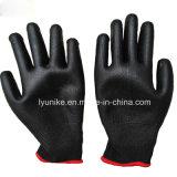 PU покрытием Machinist Hppe вырезать устойчивые рабочие перчатки