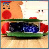 Natal por atacado que decora sacos da embalagem dos doces