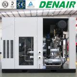100HP Mute Oil-Free Oilless sec de type à vis du compresseur d'air sans huile