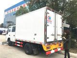 Thermo King Isuzu 4X2 réfrigérateur congélateur Cargo Van 1.5Tons petit réfrigérateur chariot