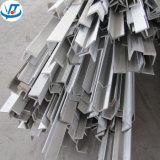 安い価格の316Lステンレス鋼のL字型角度の棒鋼