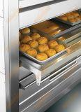 2 four électrique de boulangerie de la couche 2tray (202D)