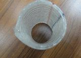 O fio de aço de PVC e composto de fibra reforçada do Tubo / Mangueira de Alta Pressão