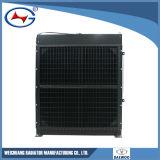 Radiador de Genset del radiador del precio de fábrica del radiador del agua que enrolla líquida Yfd11A-11