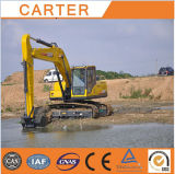 CT220-8c (22T) Multifunctionの重義務Crawler Backhoe Excavators