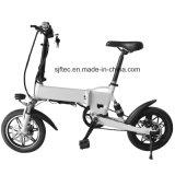 """14 """" Lithium-Batterie-elektrisches Fahrrad der Aluminiumlegierung-36V"""