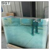 Ontruim de Geharde Pool die van het Glas Frameless Glas Balustrading schermen