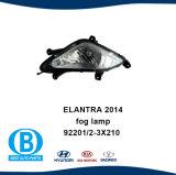 92202-392201-3antiniebla X210 X210 para Hyundai Elantra 2014