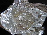 El papel de aluminio de alta Quanlity en China