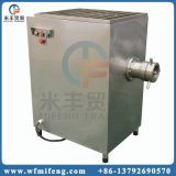 A picadora de carne congelada totalmente automático da máquina de moinho