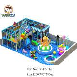 Diversão e Fashion Naughty Castle brinquedos para as crianças playground coberto para venda
