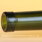Klassische Superfeuerstein-Glasflasche für kanadischen Eis-Wein