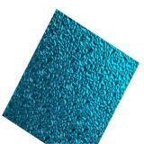 Preço gravado painel da folha do policarbonato do policarbonato