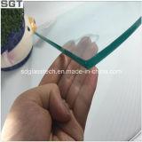 Ontruim het Gehard glas van de Vlotter voor het Verschillende Venster dat van de Vorm wordt gebruikt