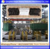El precio bajo espuma perdida de preparación de la arena de fundición y moldeo de línea
