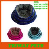 높은 Quaulity 개 고양이 애완 동물 침대 (WY1711004-1A/C)