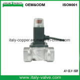Elettrovalvola a solenoide in lega di zinco più di alta qualità di modo 12 V di fabbricazione della Cina 3