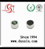 9.7*4.5mm全方向性のElectretのコンデンサマイクロホンDgo9745CD