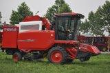 Три строки кукурузоуборочной жатки для кукурузы комбайн с подборочные аппараты и пилинг