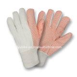 Два слоя полотна толщиной хлопка Anti-Heat перчатки