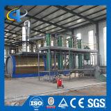 Equipamento de destilação de óleo de pneus