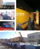 مقطورة [كنكرت بومب] يجعل في الصين لأنّ أحد حزام سير أحد طريق