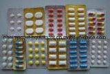 Машина для упаковки в блистерной упаковке Alu-Alu планшетного ПК или Capusle Dpp140