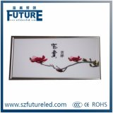 Office Indoor를 위한 300X600 24W Recessed LED Flat Panel Ceiling