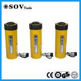 Cylindre hydraulique à longue course télescopique de série de Rch
