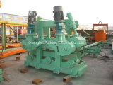 簡単な鋼鉄鋼片の連続鋳造機械